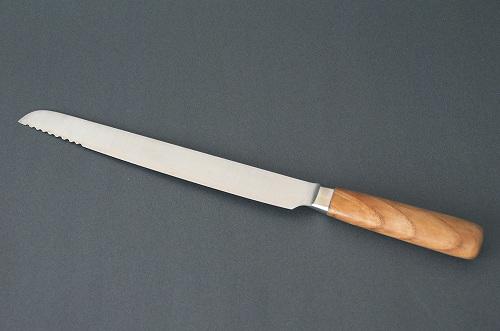 【在庫限り取扱い終了】庖丁工房タダフサ/パン切り包丁(24cm)の商品写真
