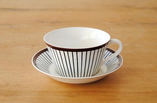 グスタフスベリ/スティグ・リンドベリ/SPISA RIBB/ティーカップ&ソーサーの商品写真