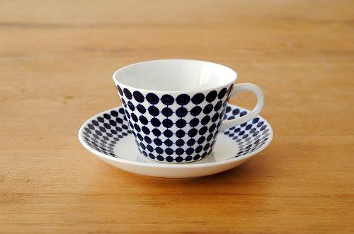 グスタフスベリ/スティグ・リンドベリ/ADAM/コーヒーカップ&ソーサーの商品写真
