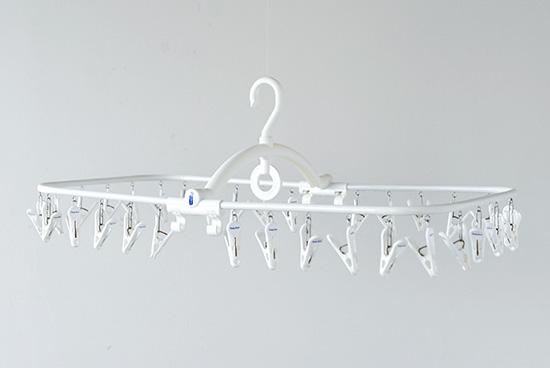フレディ・レック ウォッシュサロン/洗濯ハンガー(32ピンチ)の商品写真