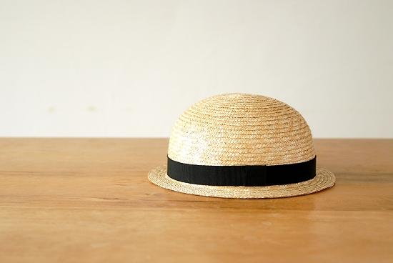 【今季終了】CLASKA/クラスカ/麦わら帽子(ベビー)/頭囲48cmの商品写真