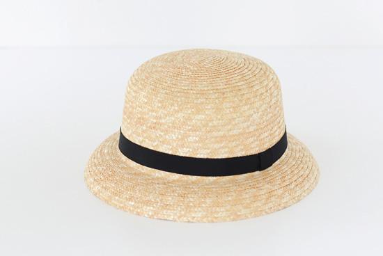 【今季終了】CLASKA/クラスカ/麦わら帽子(ブリム)の商品写真
