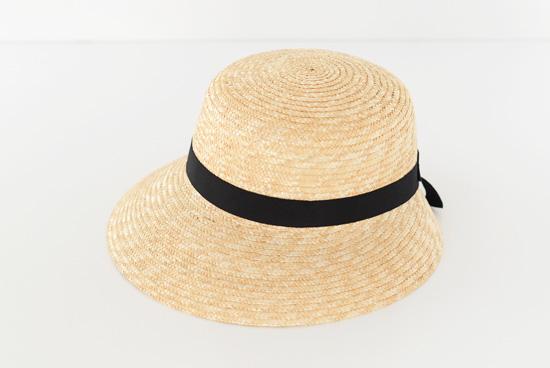 【今季終了】CLASKA/クラスカ/麦わら帽子(ハノン)の商品写真