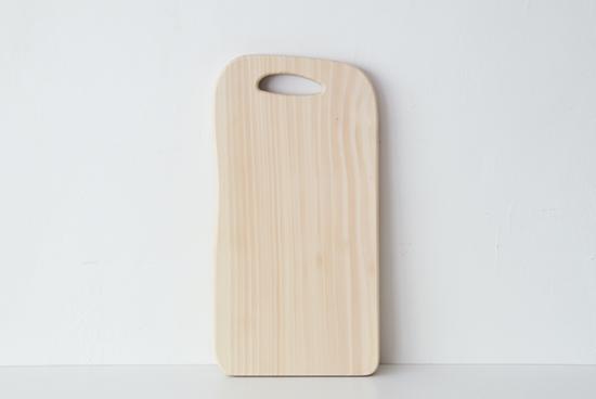 woodpecker/福井賢治/いちょうの木のまな板(大)の商品写真