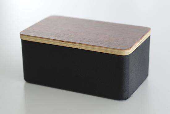 RIN/ウェットシートケース(ブラック)の商品写真