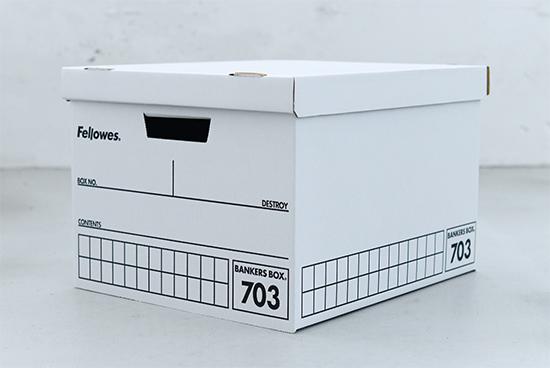 Fellowes/BankersBox/バンカーズボックス(A4ファイル対応)の商品写真