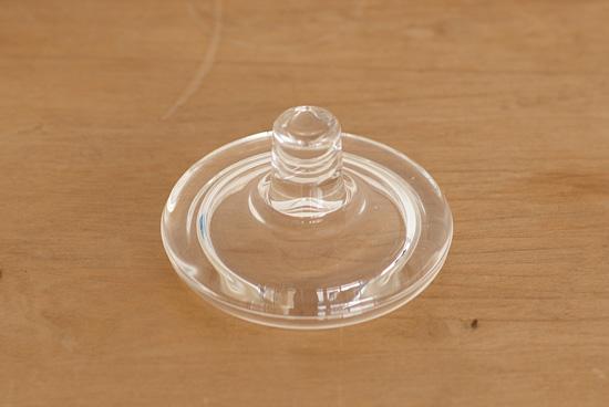 CHEMEX/ケメックス/ガラスの蓋(3人用・6人用兼用)の商品写真