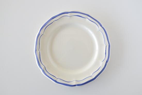 ジアン/フィレブルー/B&Bプレート(径16.5cm)の商品写真
