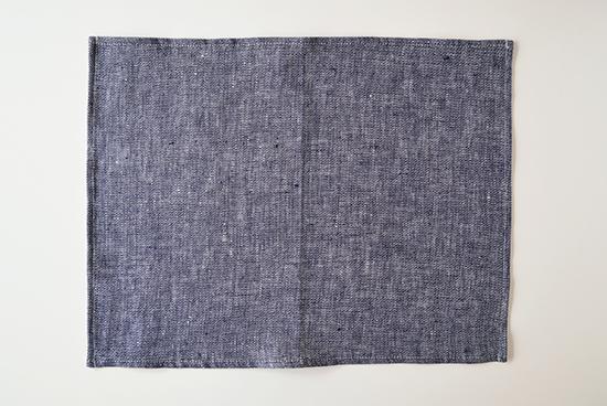 fog linen work/フォグリネンワーク/プレイスマット/リネンデニムの商品写真