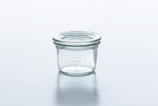 WECK/ウェック/キャニスター/モルドシェイプ(80ml)の商品写真