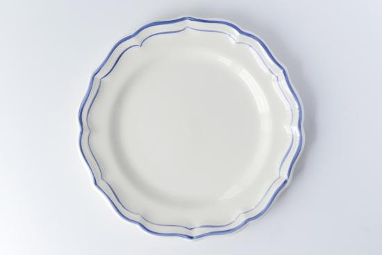 ジアン/フィレブルー/デザートプレート(径23cm)の商品写真
