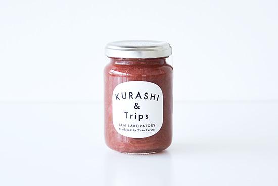 【入荷未定】クリムソンルバーブジャム キルシュ風味の商品写真