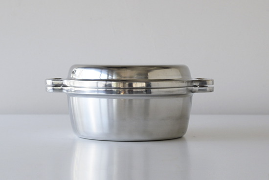 無水鍋(直径20cm)の商品写真