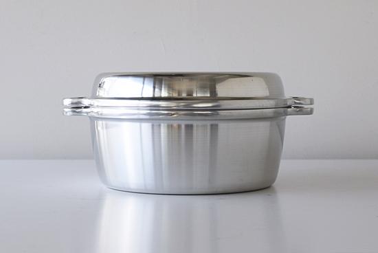 無水鍋(直径24cm)の商品写真