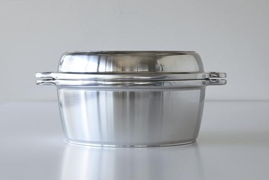 【IH対応】無水鍋(直径24cm)の商品写真