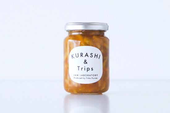 【入荷未定】オレンジ黒糖ママレードの商品写真