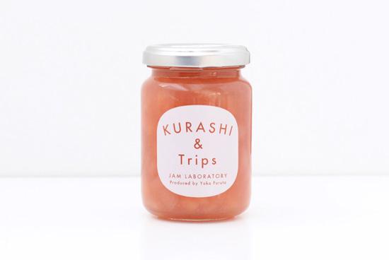 【入荷未定】うきは市産 特別栽培の桃ジャム(川中島白桃)の商品写真