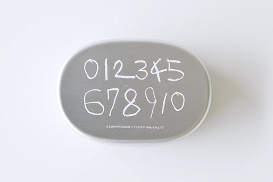 CLASKA/クラスカ/アルミのお弁当箱(小)の商品写真