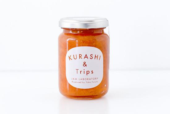 【入荷未定】柿ジャム シナモン風味の商品写真