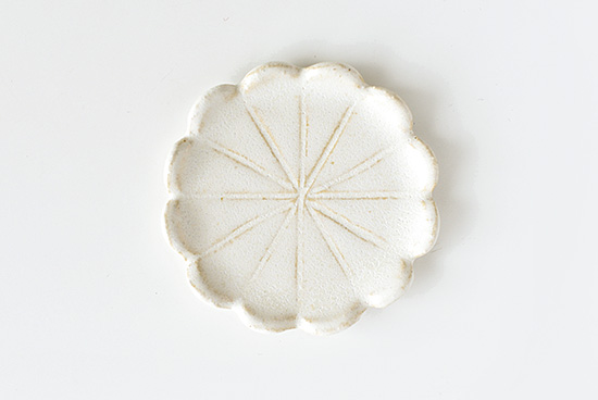 Encashettte/林かな/アクセサリープレート(お花)の商品写真
