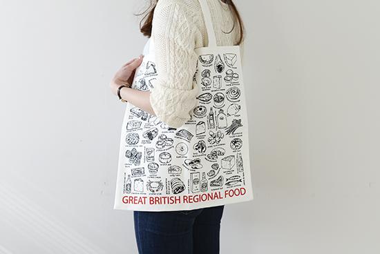 エディス&ボブ/ショッピングバッグ/リージョナルの商品写真