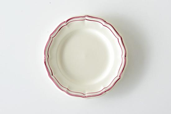 ジアン/フィレローズ/B&Bプレート(径16.5cm)の商品写真