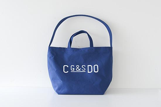 CLASKA/クラスカ/トートバッグ(ブルー)の商品写真