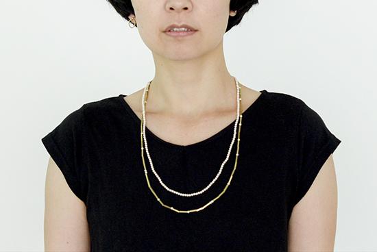 petite robe noire/プティローブノアー/ロングネックレスの商品写真