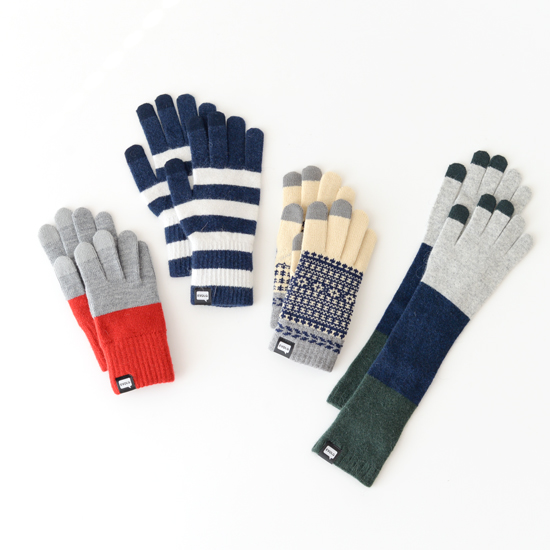 EVOLG/FLEUR/ショート手袋(バニ...