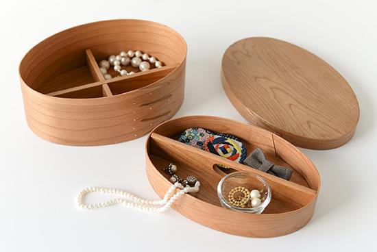 SHAKER BOX/ジュエリーボックスの商品写真