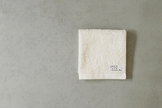 P.F.S./オーガニックコットンタオル/ウォッシュタオルの商品写真