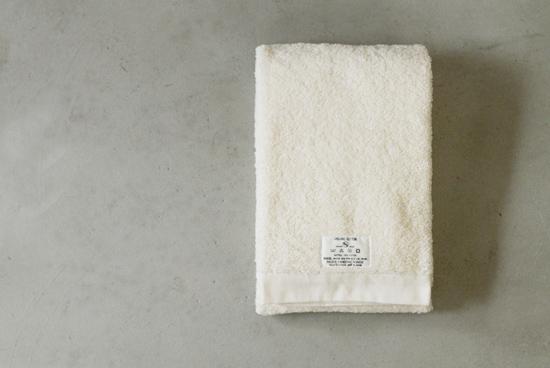 P.F.S./オーガニックコットンタオル/バスタオルの商品写真