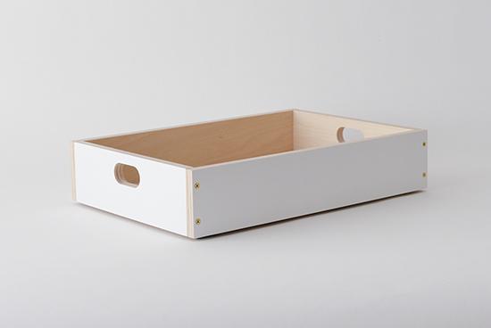 LINDEN BOX/ホワイト(S)の商品写真