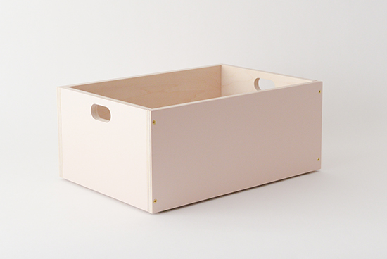 LINDEN BOX/ピンク(M)の商品写真