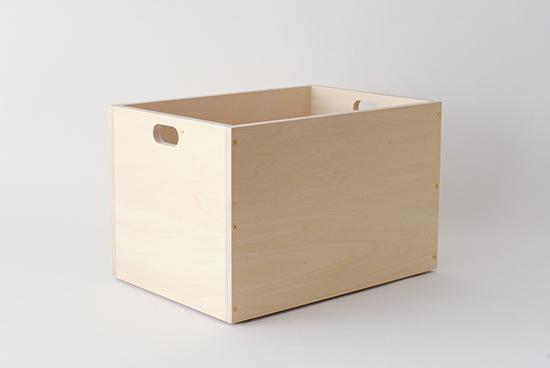 LINDEN BOX/ナチュラル(L)の商品写真