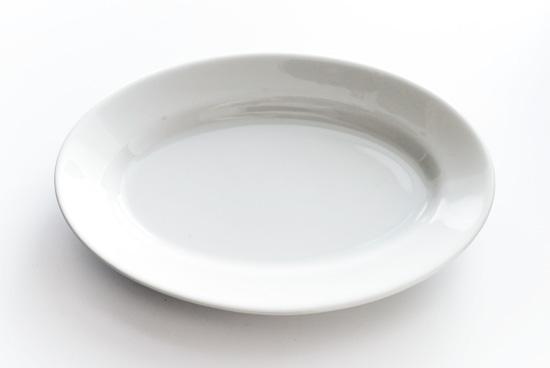 saturnia/tivoli/チボリ/オーバルプレート(28cm)の商品写真