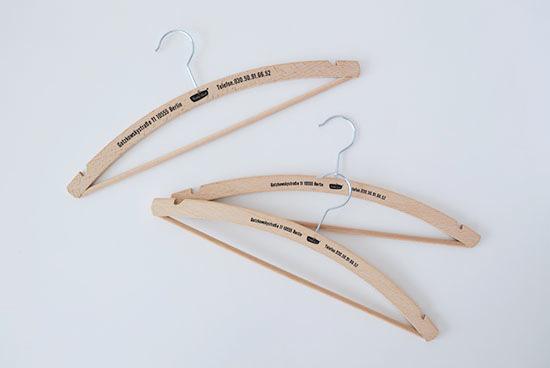 Freddy Leck|木製ハンガー