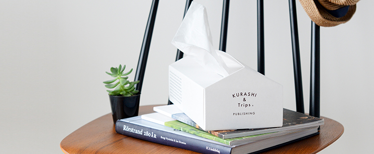 KURASHI&Trips PUBLISHING|オリジナルアイテム