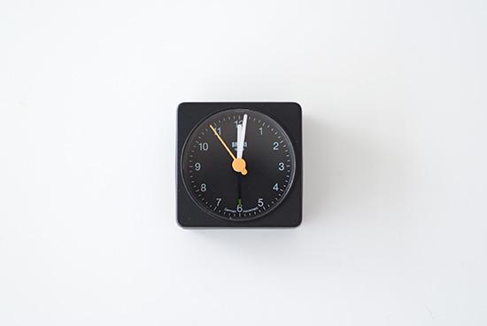 BRAUN|目覚まし時計