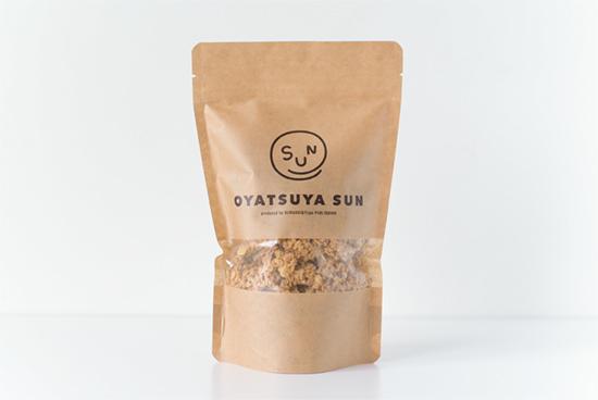 OYATSUYA SUN|メープルナッツグラノーラ