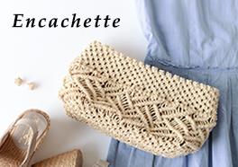 Encachette/クラッチバッグの画像