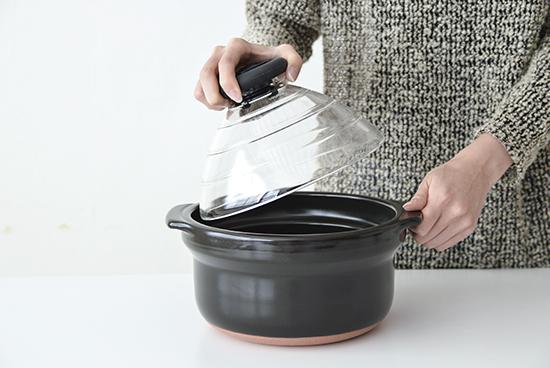 HARIO|炊飯用土鍋