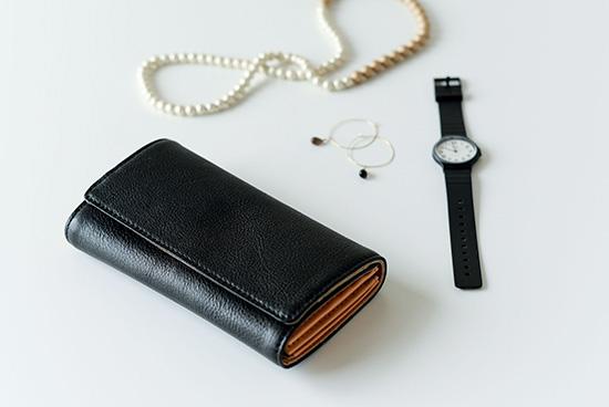 Permanent Age/パーマネントエイジ/【別注カラー】長財布(ブラック)の商品写真