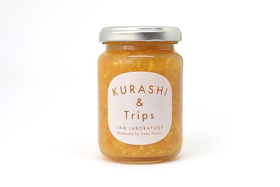 KURASHI&Trips JAM|温州みかんジャム