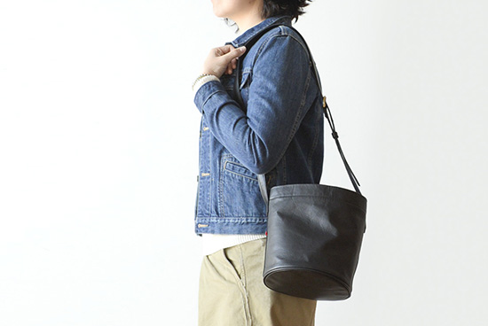 【次回入荷未定】Permanent Age/パーマネントエイジ/バケツ型ショルダーバッグの商品写真