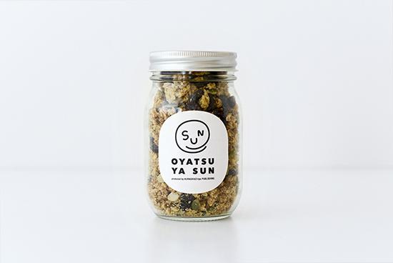OYATSUYASUN|メープルグラノーラ