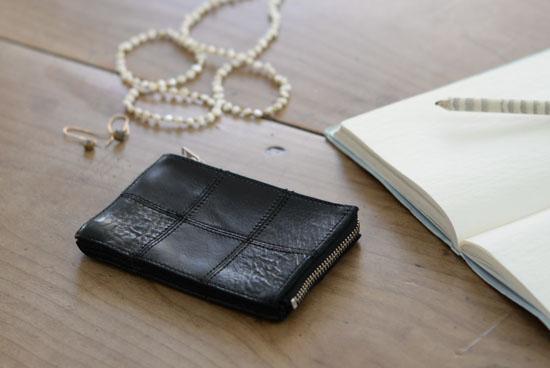 yes/イエス/スクエア/カードケース(ブラック)の商品写真