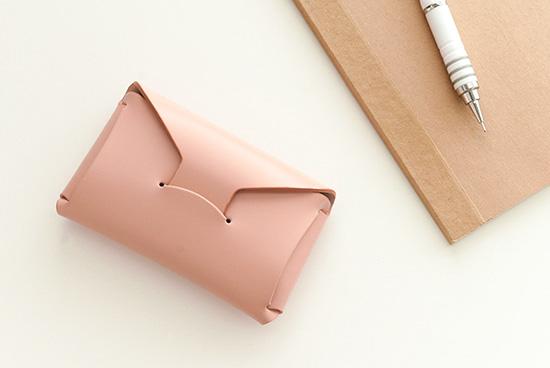 StitchandSew/ステッチアンドソー/カードケース(ピンク)の商品写真