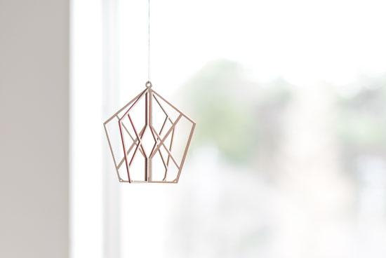 Kito/木製オーナメント/ペンタゴン(small)の商品写真