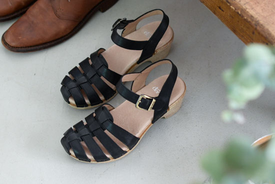 DANSKO/ダンスコ/サンダル/MILLY(ブラック)/36サイズ(23.0〜23.5cm)の商品写真